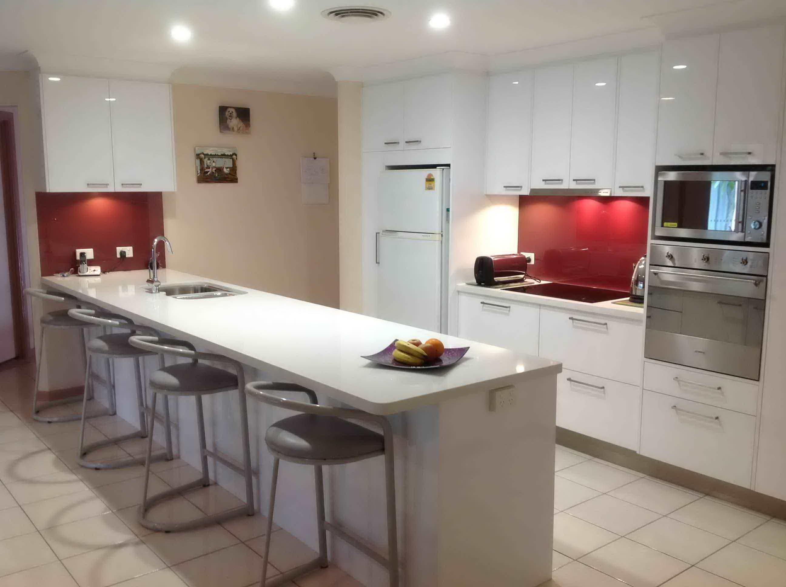 Kitchen Renovations - Gold Coast - Kitchen Brokers Queensland - Wayne & Cassie - Burleigh Waters