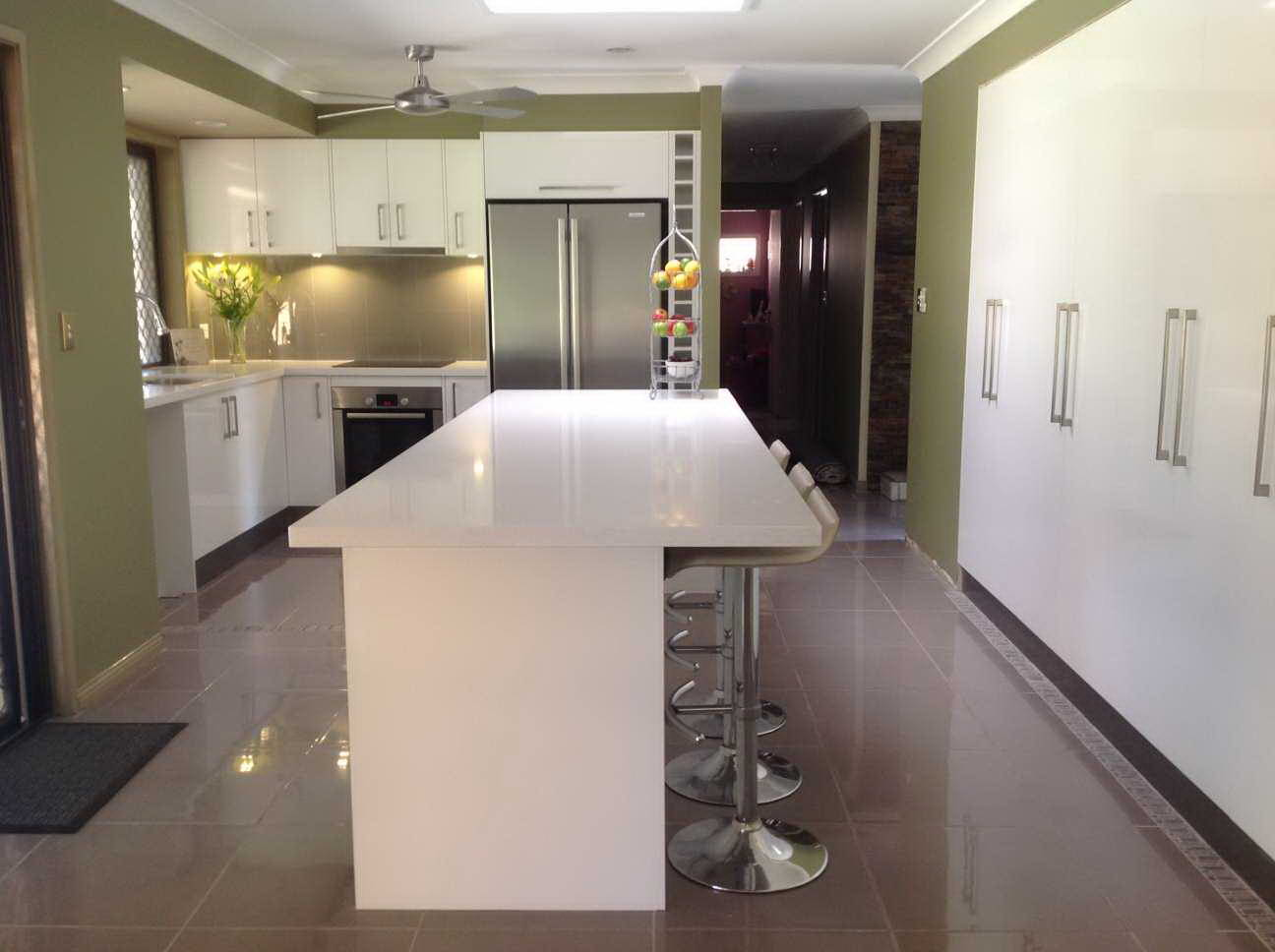 Kitchen Renovations - Gold Coast - Kitchen Brokers Queensland - Claire & Justin - Mudgeeraba