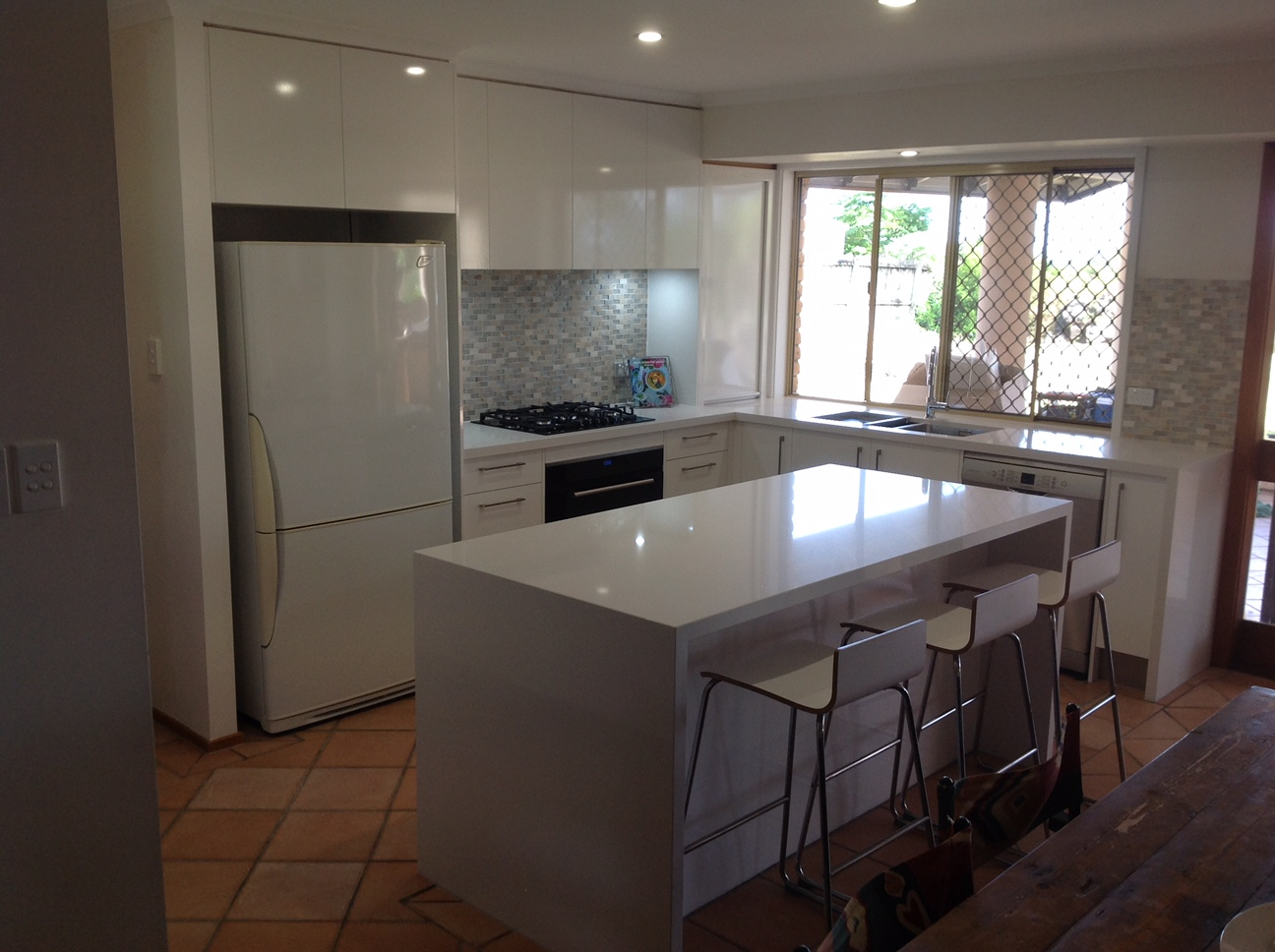 Kitchen Renovations - Gold Coast - Kitchen Brokers Queensland - Peter & Linda