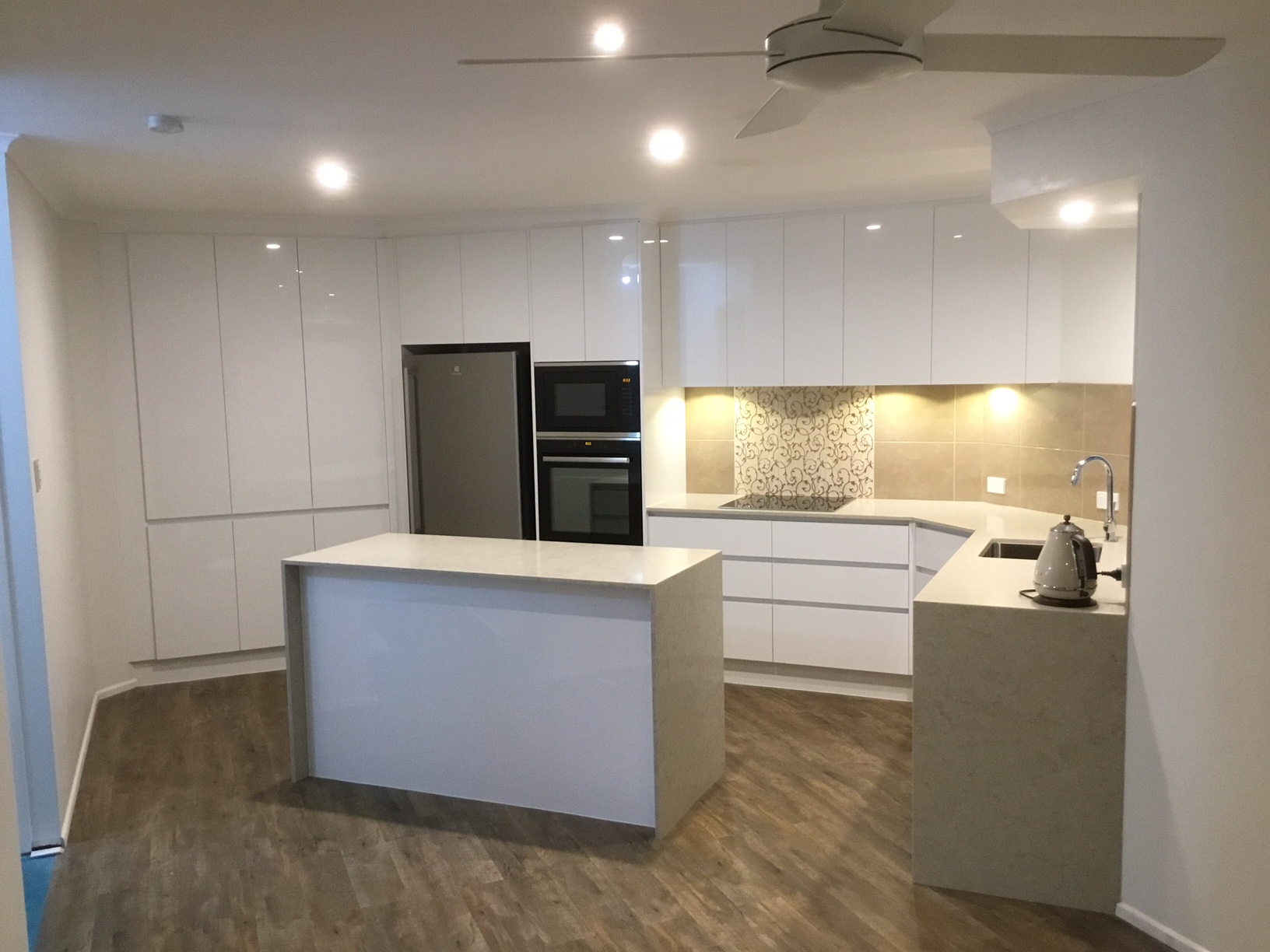 Kitchen Renovations - Gold Coast - Kitchen Brokers Queensland - Rodney & Narelle - Nerang