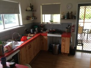 Kitchen renovations - Gold Coast - Nerang - (before - after)