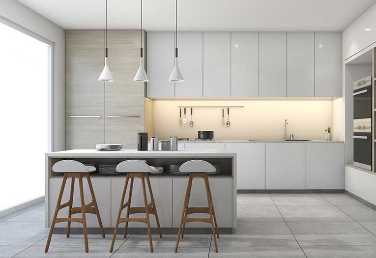 Kitchen Renovations - Gold Coast -