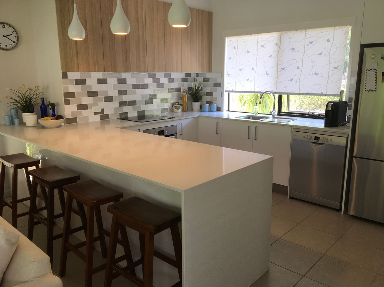 Kitchen Renovations - Gold Coast - Kitchen Brokers Queensland - Rosemary & John - Sinnamon Park